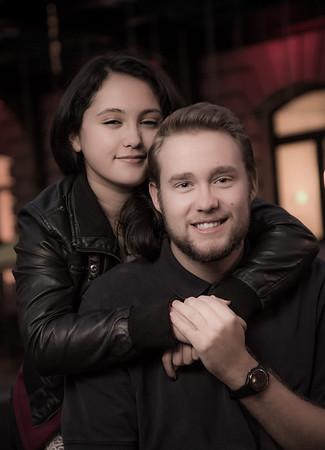 Haley and TJ