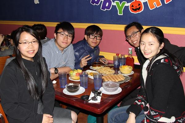 2012.10.26 IUSM Dessert Hangout