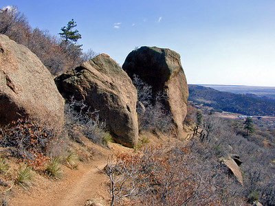2001-04-08 Barr Trail