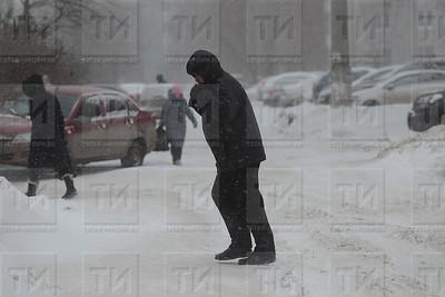 30.01.2018 Погода метель (Рамиль Гали)