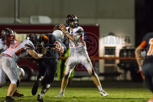 Boone Varsity Football #31 - 2014