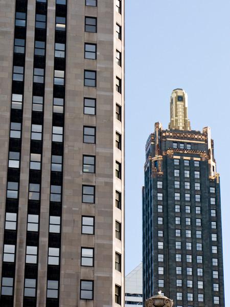 dark side of the skyscraper