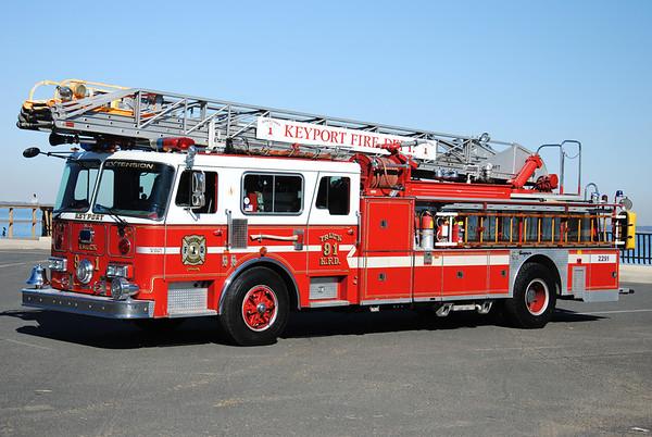 Keyport Fire Department District 22