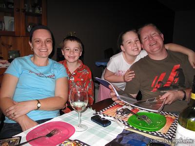 2009 (Oct 18) Hanging out at Bendigo
