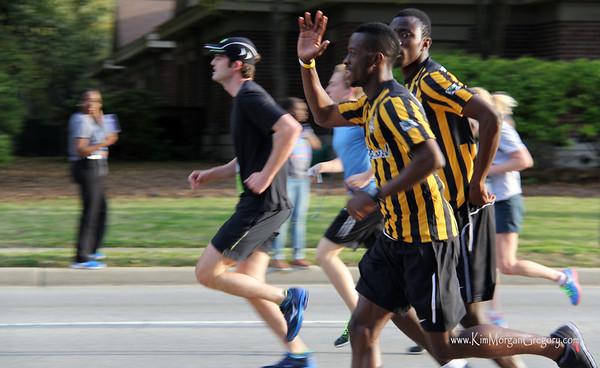 Charleston Battery Players | Cooper River Bridge Run | 2014