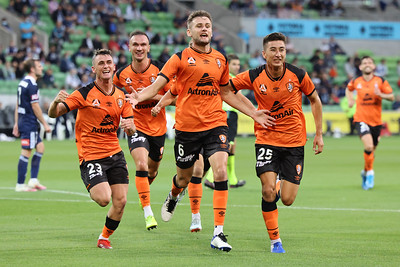 Melb Victory vs Brisbane Roar