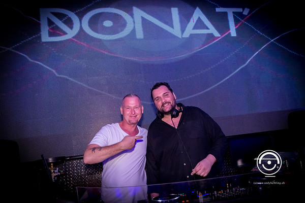 Cocoon Phuket DJ Donat' 10.5.2017