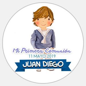 Comunión Juan Diego