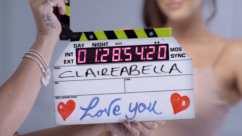 ClaireaBella 'Love You' TVC