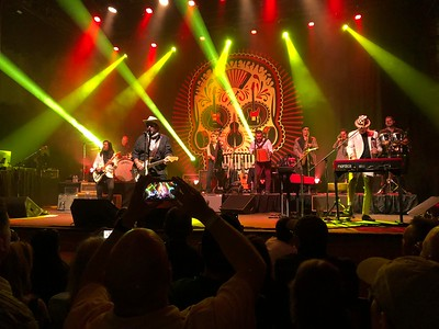 The Mavericks at Thalia Hall - June 2018