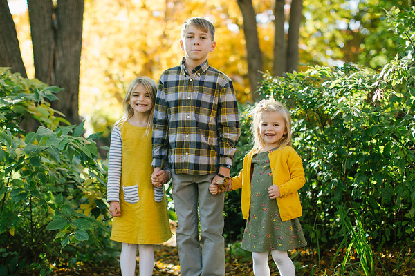 McGinnis Family Fall 2018