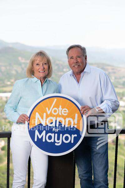Nann for Mayor