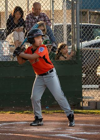 Kellan Baseball Spring 2019