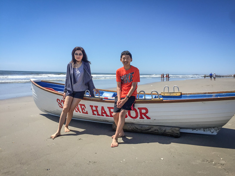 CSD 10A Summer Beach Trip 畢業旅行