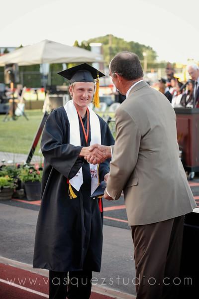 2014 EHS Graduation