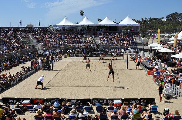 AVP Beach Volleyball, September 2012