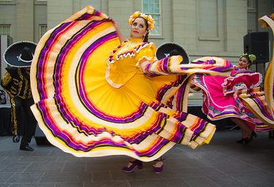 SAAM - Hispanic Heritage Month Family Day (10/7/17)