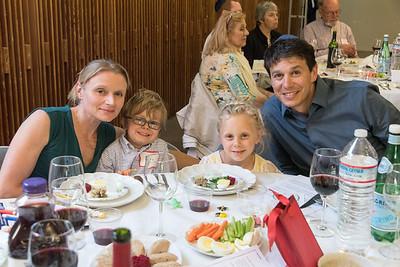 Rodef Sholom's Community Seder 2016