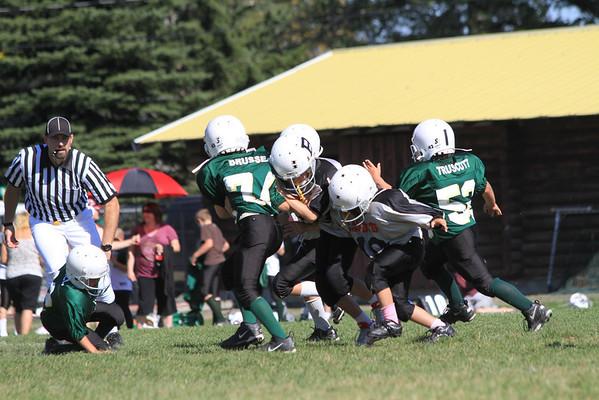 Plummer league 3rd and 4th grade vs the bandits