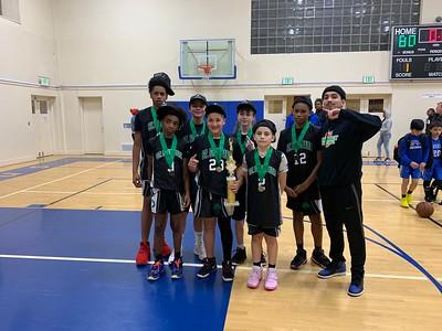 8th Grade Boys CYO Basketball