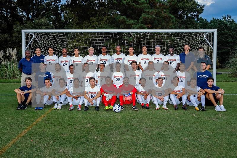 UT Tyler Men's Soccer Team