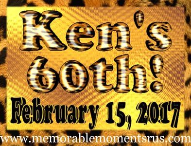 Ken's Surprise 60th
