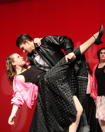 Grease Friday Performance