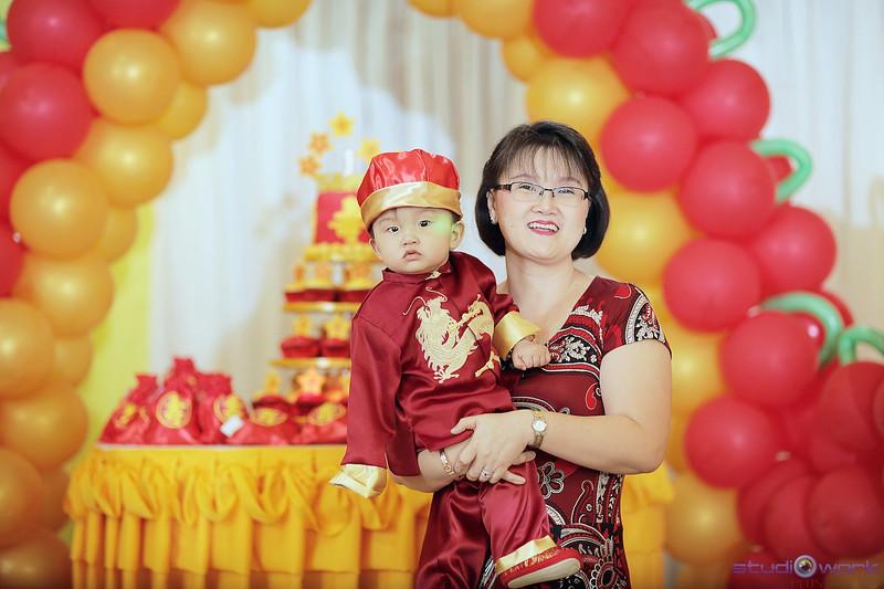 Samie Daniel 1st Birthday Party