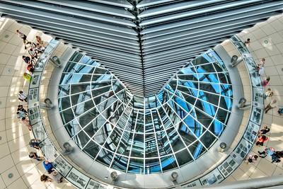 Reichstag, Berlin, Germany 2014