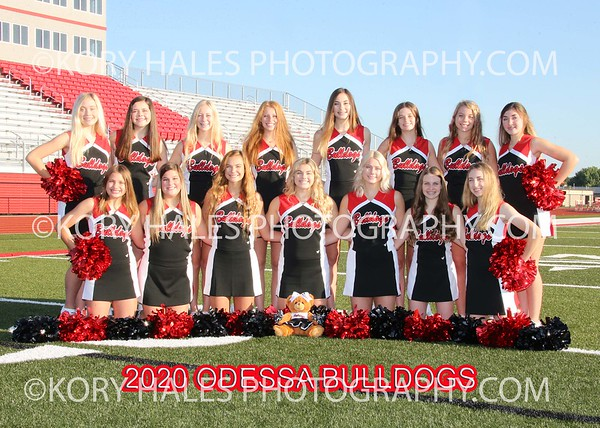 2020 OHS Cheerleading