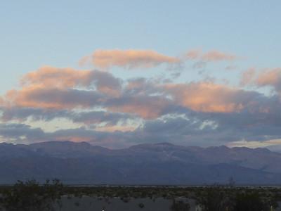 Death Valley Winter Break 2015