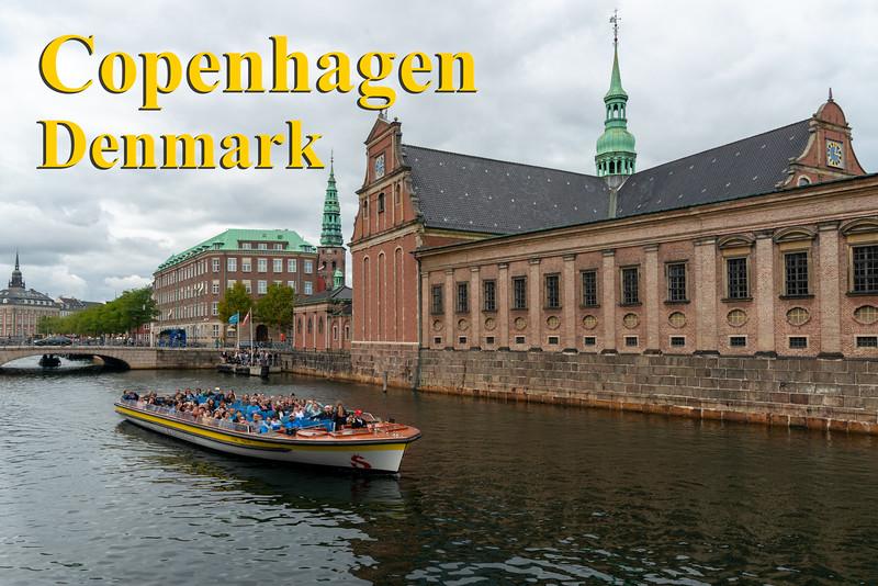 Copenhagen, Denmark<br /> Copenhagen is the Capital of Denmark. Copenhagen, Denmark's capital, sits on the coastal islands of Zealand and Amager.