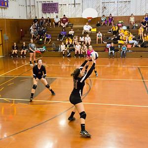 Volleyball vs Hughson 2017