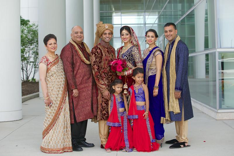 Le Cape Weddings - Indian Wedding - Day 4 - Megan and Karthik Formals 58.jpg