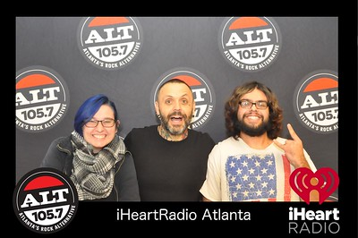 iHeartMedia with Blue October - 11/16/2018