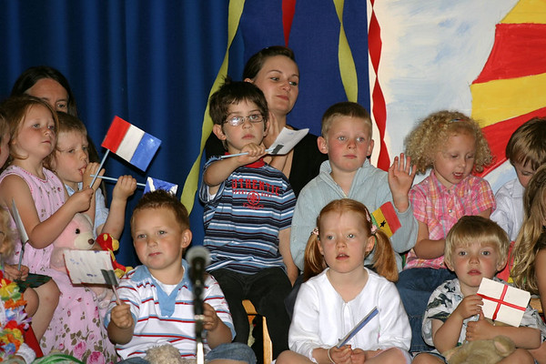 Troon Primary - Nursery Show 2006
