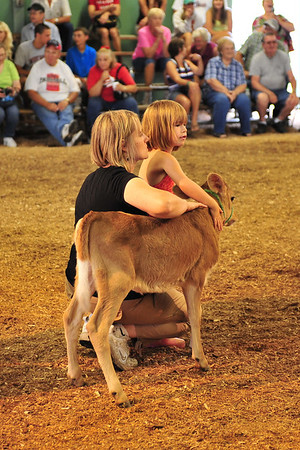 Little Squirts Dairy Show