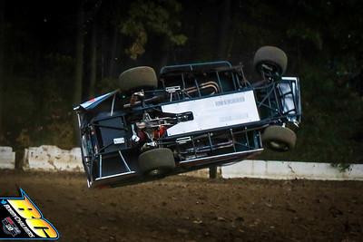 Albany Saratoga Speedway - OktoberFAST - 10/6/20 - Bobby Chalmers