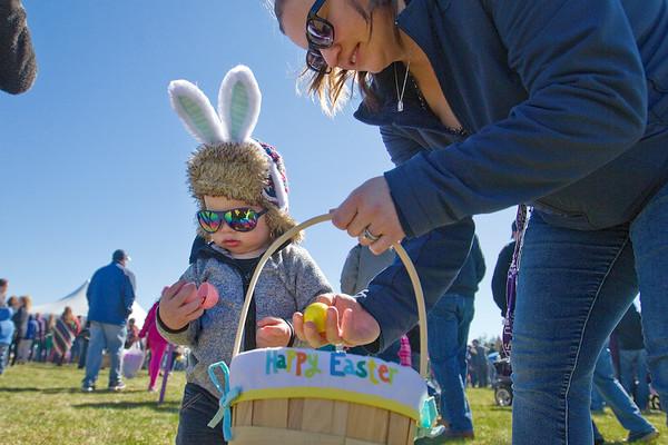 West Side Community Church Easter Egg Hunt: April 20, 2019