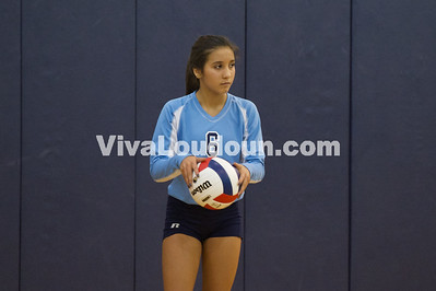 Volleyball - Freshman: Stone Bridge at Loudoun County (by Jeff Scudder)