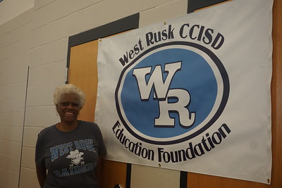 West Rusk Education Foundation Lunch