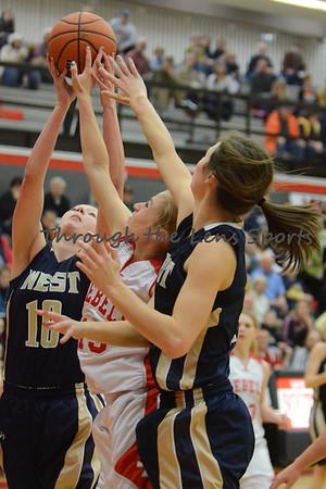 South Albany vs. WA Girls HS Basketball
