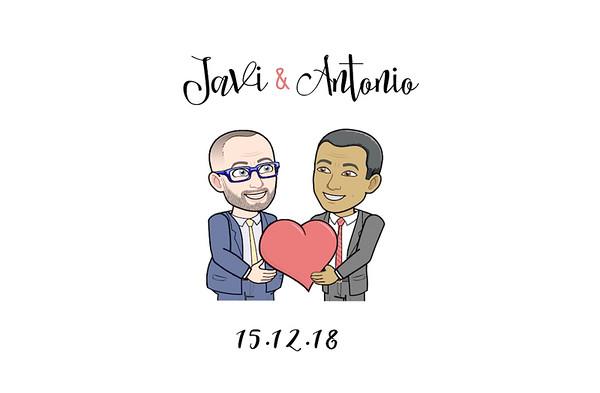 Javi & Antonio - 15 diciembre 2018
