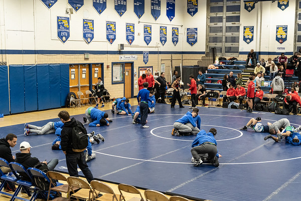 Churchill Wrestling - Best of the Nest