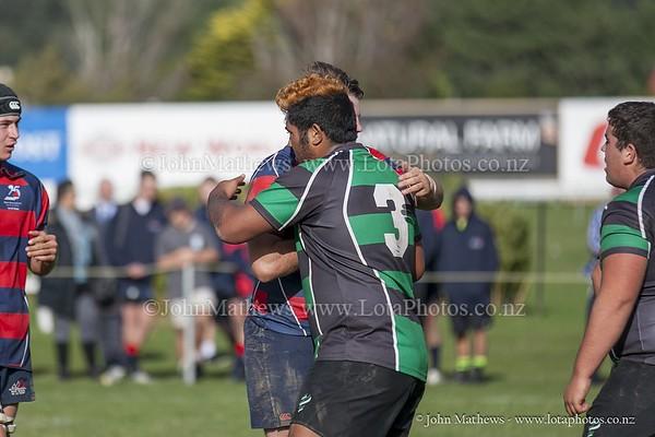 20150509 Rugby - 1st XV HIBs v Wainuiomata _MG_2165 w WM