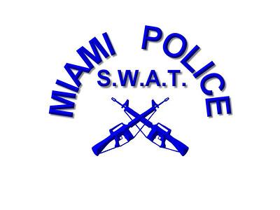 1998 Miami Police SWAT School