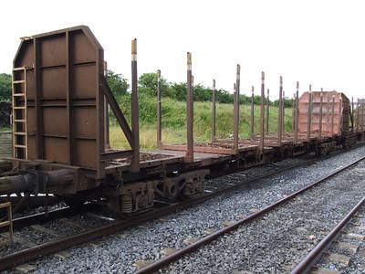 Bogie Timber Wagon