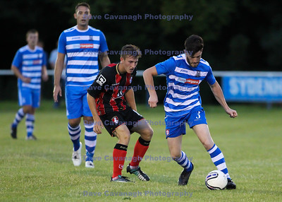 Amesbury Town v AFC Bournemouth Academy