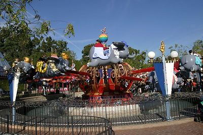Disneyland January 2004