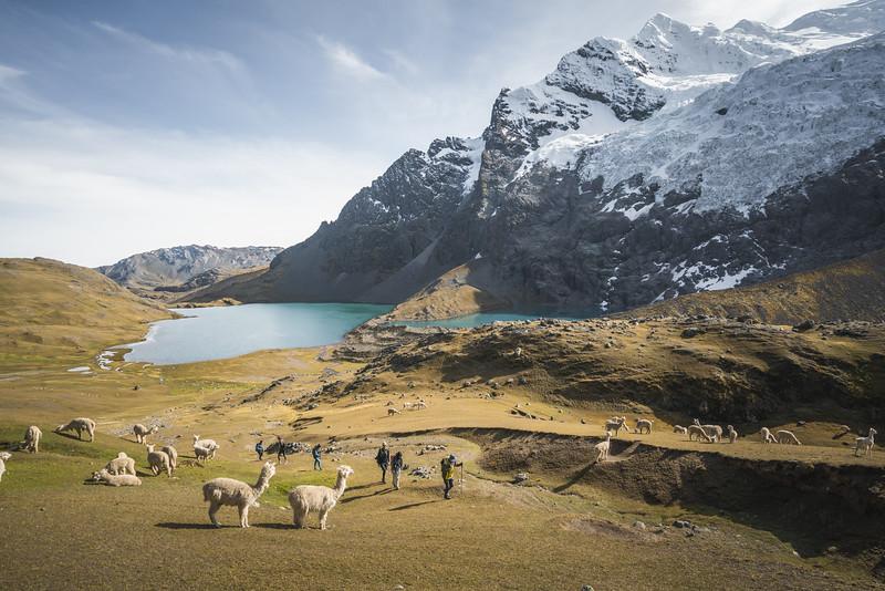 Mount Ausangate, Peru